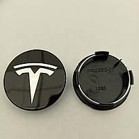 Колпачок в диск Tesla 50-57 мм черный