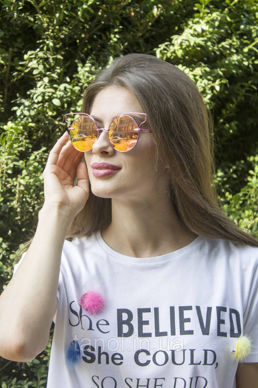 Сонцезахисні окуляри жіночі 1180-5