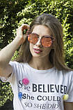 Сонцезахисні окуляри жіночі 1180-5, фото 5