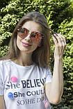 Сонцезахисні окуляри жіночі 1180-5, фото 7