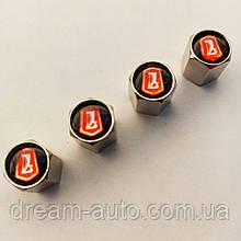 Колпачки на ниппеля Lada