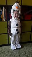 "Костюм снеговика Олаф из мультфильма  ""Холодное сердце"" Disney, Olaf"
