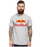 """Футболка с логотипом Red Bull """"Ред Булл"""""""