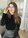 Сонцезахисні окуляри жіночі 80-219-3, фото 3