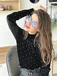 Сонцезахисні окуляри жіночі 80-219-3, фото 4