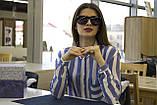 Сонцезахисні окуляри жіночі W8163-2, фото 5