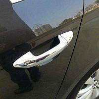 Накладки на ручки нерж Volkswagen Passat B6