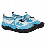 Обувь для пляжа и кораллов (аквашузы) SportVida SV-DN0009-R32 Size 32 Blue/White, фото 5