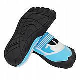 Обувь для пляжа и кораллов (аквашузы) SportVida SV-DN0009-R32 Size 32 Blue/White, фото 6