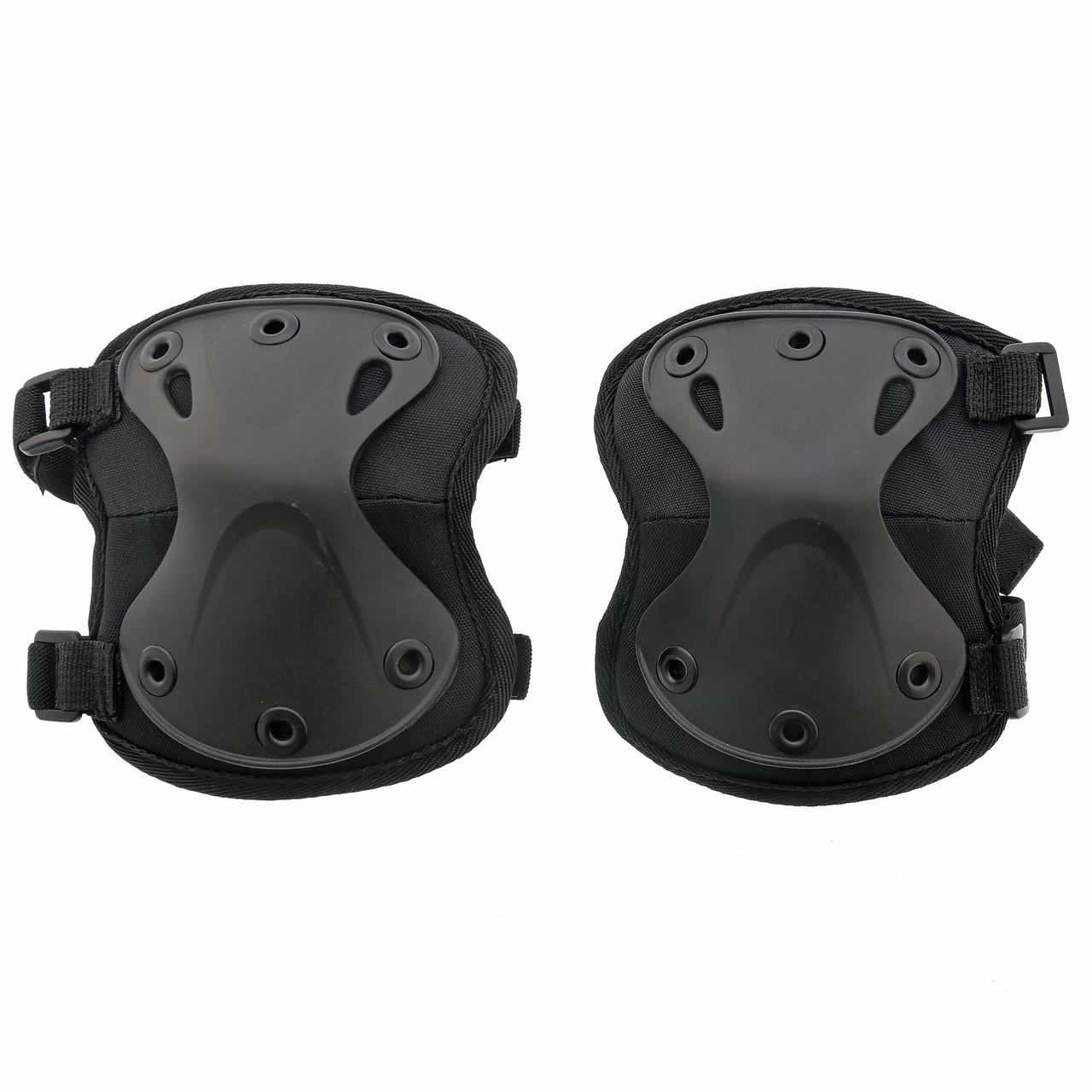 Налокотники черные  Protect MIL-TEC Black 16232302