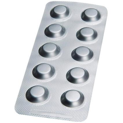 AquaDoctor Таблетки для измерения общего хлора AquaDoctor DPD3 Total CL (10 шт.)