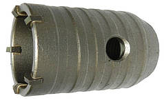 Коронка по бетону Sigma  Ø40*70мм 5 зубцов (тубус)(1513031)