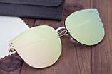 Сонцезахисні окуляри жіночі f17049-3, фото 5