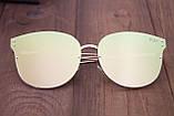Сонцезахисні окуляри жіночі f17049-3, фото 6