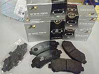 Передние тормозные колодки Nissan Qashqai (2007-) , X-Trail (T31) -  производителя RoadHouse, фото 1