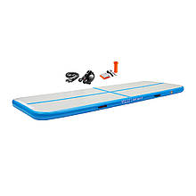 Мат гимнастический надувной 4FIZJO Air Track Mat 300 x 100 x 10 см 4FJ0091