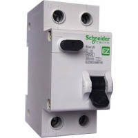 Дифференциальный автоматический выключатель. 1Р+N/16А/30мА/ТИП «АС»