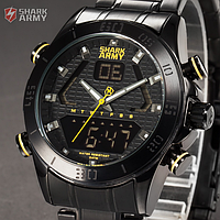 Часы в стиле милитари Shark Army SA5671, фото 1