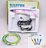 3D Ручка PEN-2 з LCD-дисплеєм + Пластик! Крута ручка для малювання!, фото 6