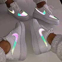 """Кросівки Nike Air Force 1 Shadow """"Білі"""", фото 3"""