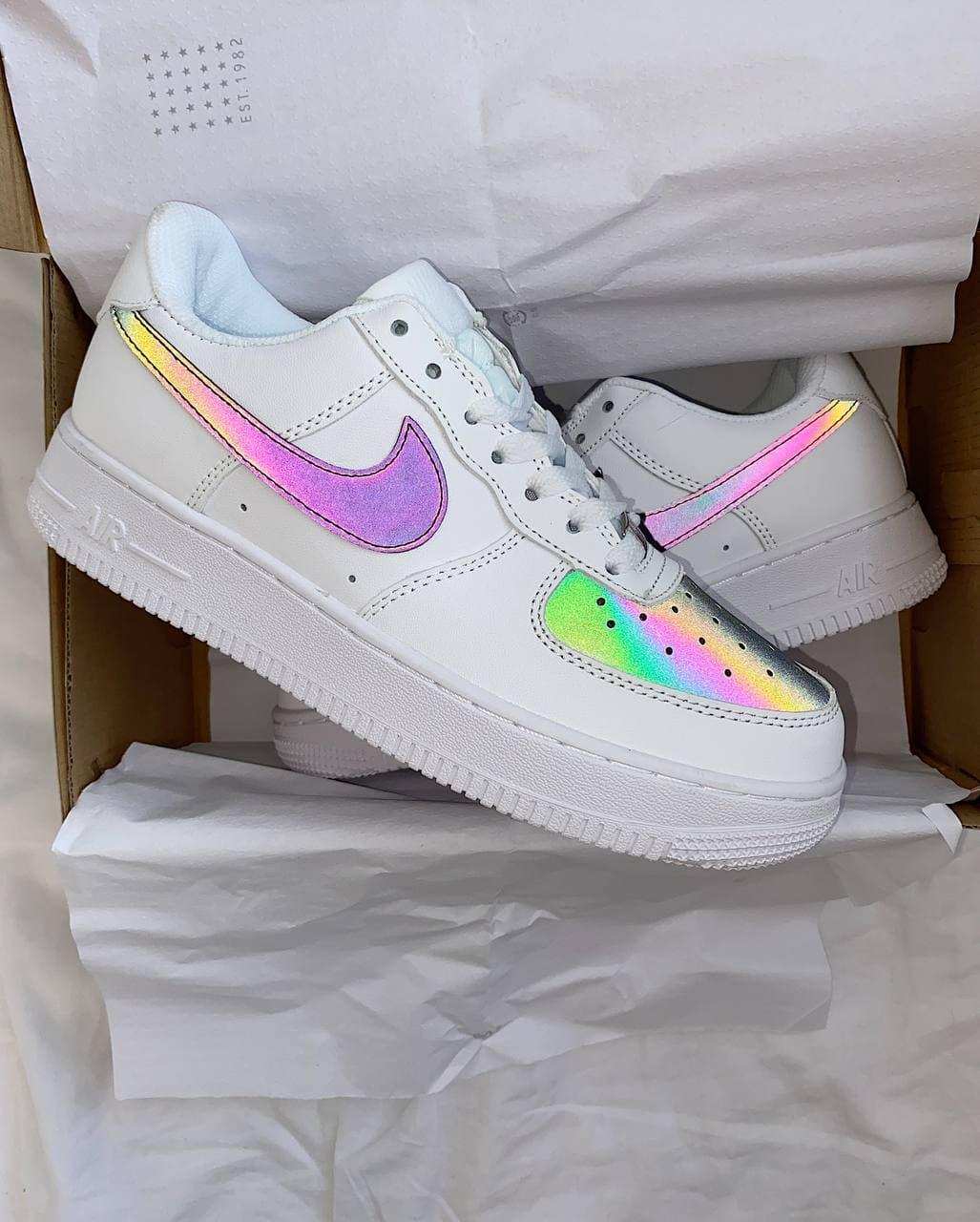 """Кросівки Nike Air Force 1 Shadow """"Білі"""""""