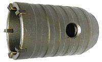 Коронка по бетону Sigma  Ø45*70мм 5 зубцов (тубус)