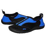 Обувь для пляжа и кораллов (аквашузы) SportVida SV-GY0002-R39 Size 39 Black/Blue, фото 2