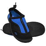 Обувь для пляжа и кораллов (аквашузы) SportVida SV-GY0002-R39 Size 39 Black/Blue, фото 5