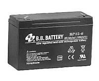 Аккумуляторная батарея B.B. Battery BP12-6/T1
