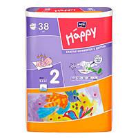 "Bella baby Happy Mini ""2"" Детские подгузники (3-6 кг) 38 шт"