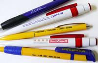 Тампопечать на ручках