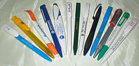 Тампонная печать на ручках