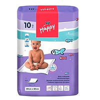Bella baby Happy Пеленки (60 х 60 см) 10 шт