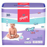 Bella baby Happy Пеленки (60 х 60 см) 30 шт