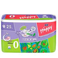 "Bella baby Happy Before New Born ""0"" Детские подгузники (≤ 2 кг) 25 шт"