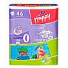 "Bella baby Happy Before New Born ""0"" Детские подгузники (≤ 2 кг) 46 шт"