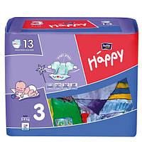"Bella baby Happy Midi ""3"" Детские подгузники (5-9 кг) 13 шт"