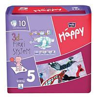 """Bella baby Happy Junior """"5"""" Детские подгузники (12-25 кг) 10 шт"""