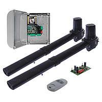 Комплект автоматики KRONO 1 BASE для розпашних воріт Came (ширина до 6 м), фото 1