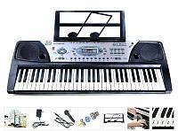 Піаніно-синтезатор MQ 810 USB, 61 клавіша, mp3, usb, фото 1