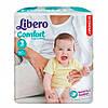"""Libero Comfort Midi """"3"""" Детские подгузники (5-8 кг) 90 шт"""