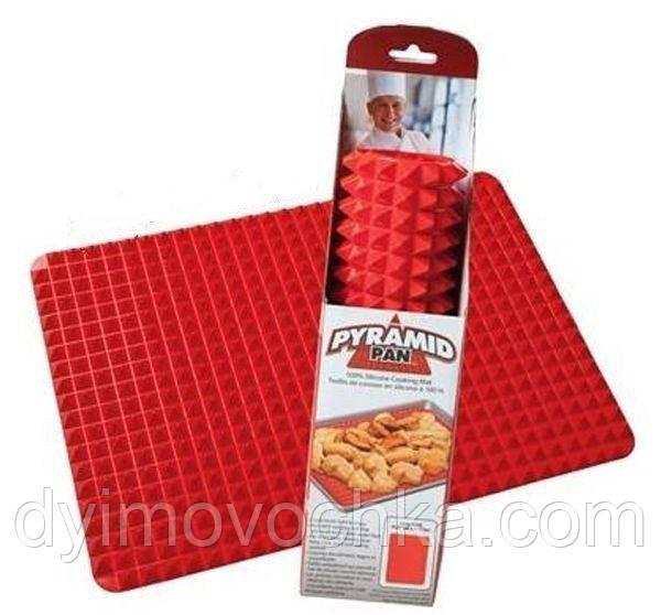 Pyramid Mat силиконовый коврик для выпечки