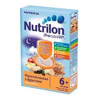 Nutrilon «Мультизлаковая с фруктами» Каша молочная 225 г