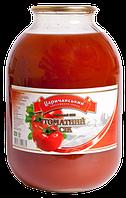 Сок ЦКЗ томатный 3л