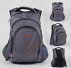 Дитячій Рюкзак 3 кольори, 1 відділення, 2 кишені, USB кабель, в пакеті