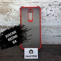 Силіконовий чохол для Xiaomi Redmi 8A Soft Синій