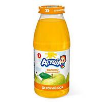 Агуша «Яблоко с витамином С» Сок осветленный 150 мл