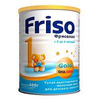 «Friso» Фрисолак Gold 1 Сухая молочная смесь 400 г