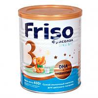 «Friso» Фрисолак Gold 3 Сухая молочная смесь 400 г