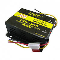 Авто инвертор конвертор преобразователь напряжения UKC 24V в 12V 30А